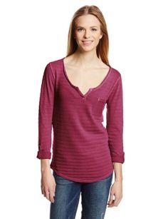 Lucky Brand Women's Costa Mesa Pocket Top Women's Henley, Henley Shirts, Tuxedo T Shirt, Henleys, Blank T Shirts, Shirt Maker, Cheap T Shirts, Shopping Hacks, Lucky Brand