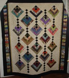 Mom's quilt.