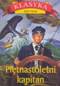 Jules Verne - Piętnastoletni kapitan Jules Verne, Writers, Baseball Cards, Books, Movie Posters, Livros, Libros, Film Poster, Writer