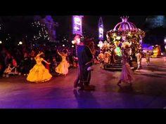 Disneyland Christmas Fantasy Parade HD 2011