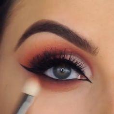 Beauty Tricks Beauty Tricks - All For Hair Color Balayage Eye Makeup Tips, Makeup Goals, Diy Makeup, Makeup Videos, Eyeshadow Makeup, Makeup Inspo, Makeup Inspiration, Beauty Makeup, Face Makeup