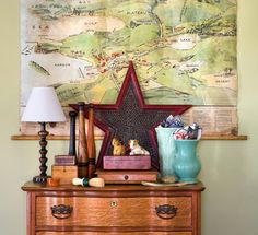 Charming Home Tour ~ The American Foursquare - Town & Country Living