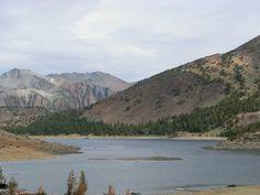 Saddlebag Lake  Yosemite Valley