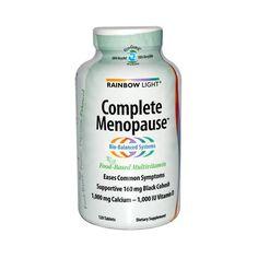 Rainbow Light Complete Menopause Multivitamin (1x120 Tablets)