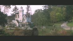Another view of the Owens House from Practical Magic.