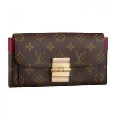 Louis Vuitton Geldb?rse M60459 Elysee Louis Vuitton Damen Portemonnaie