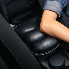 Bright 2018 Car Armrest Box Central Armrest Pad For Chevrolet Cruze Trax Aveo Lova Sail Epica Captiva Malibu Volt Camaro Cobalt Orlando Superior Materials Car Stickers Exterior Accessories