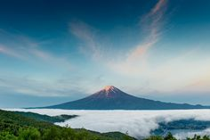 Fuji and Sea of clouds | by shinichiro*