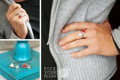 Pick Your Plum. Arrow rings for $3.99!