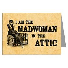 the madwoman in the attic and the yellow