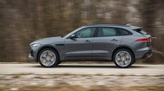 2016 Jaguar F-Pace 3.0 S