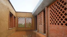 Shijia Village House by Ruf A contemporary village dwelling based entirely on local vernacular and traditional rural methods of living in China, with an emphasis on the courtyard.