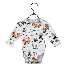 Moomin Friendship bodysuit by Martinex - The Official Moomin Shop