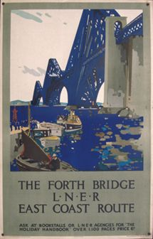 Frank Henry Mason, 1876-1935 The Forth Bridge London: The Dangerfield Printing Co., Ltd. Not dated