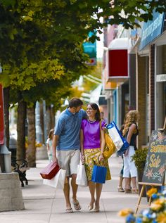 Historic downtown Fredericton is known for its wide, tree-lined streets and great shopping and dining. Here's everything you can do in New Brunswick's capital city. Fredericton New Brunswick, Immigration Canada, Capital City, Harajuku, The Past, Spaces, Explore, Sweet, Travel
