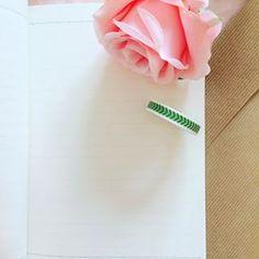 🌸✨📝 • • • • • • • #pink #pinkrose #rose #washitape #washitapeaddict #green #simple #minimalist #notebook #beautiful #goodvibes #notebookaddict #blankpage #starting #tagebuch #journal #journaling #journallove #bulletjournalgermany #bulletjournal #newjournal #crafting #artjournal #flower #artjournalpage #breath #silence #writersdream