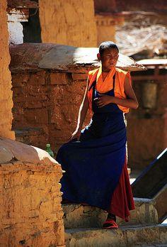 Reisen in den grossen tibetischen Kulturraum Amdo und Kham.