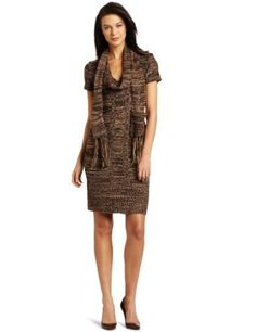 Tiana B Women's Two for One Sweater Dress $39