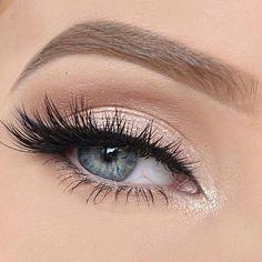 Day Makeup, Cute Makeup, Skin Makeup, Eyeshadow Makeup, Makeup Tips, Beauty Makeup, Eyeliner, Makeup Ideas, Eyeshadow Palette