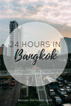 Bangkok has recently become the most visited city in the world; so chances are if you're visiting Thailand, your first stop will be th. Visit Thailand, Flight Deck, Most Visited, Bangkok, Travel Tips, Aviation, City, World, Beach