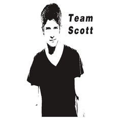 Team Scott from Teen Wolf Teen Wolf Scott, Mtv Shows, Scott Mccall, Tyler Posey, Cartoon Characters, Fictional Characters, Sexy Cartoons, Werewolf, Hot Guys