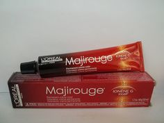L'Oreal Professional Majirouge Ionene G Incell Permanent Creme Hair Color - 1.7 Fl. Oz. Tubes - Shade Selection: 5.65 >>> Be sure to check out this awesome product.