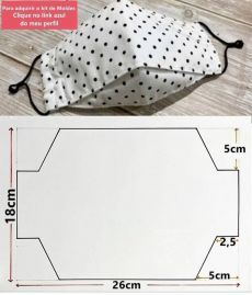 Sewing Hacks, Sewing Tutorials, Sewing Crafts, Sewing Projects, Diy Crafts, Easy Face Masks, Diy Face Mask, Diy Mask, Sewing Clothes