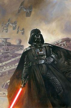 Darth Vader by Dave Dorman