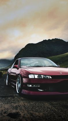 Nissan Silvia S14 iPhone5 wallpaper #iPhonewallpaper #Nissan #Silvia #s14 #nissansilvia