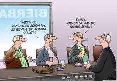 Uli Stein — Cartoons & Fotografie | CARTOONS - ulistein.de Meme Comics, Memes Humor, Anne Taintor, Family Guy, Lol, Erika, Photography, Funny Things, Funny Stuff