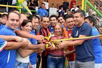 Noticias de Cúcuta: Alcalde Diego González inauguró el Mini - estadio ...
