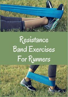 "Running is about more than just hitting the pavement. Strength training is crucial to improving form, efficiency and pace, and adding resistance bands to your workout is an easy, low-stress way to build strength in the muscles runners use most. We teamed up with Theraband to bring you the best resistance band exercises to make you a faster, stronger runner in no time. Click to find ""Resistance Band Exercises for Runn…"