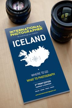 Photographer's guide to iceland