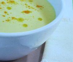 Rezept Pastinaken-Cremesuppe (aus internationale Rezeptwelten) von kimniklas - Rezept der Kategorie Suppen