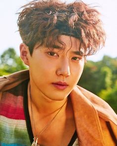 Suho - 170718 'The War' album digital booklet photo EXO EXO K Suho 170718 exo im exo k im suho im album:the war comeback:War Baekhyun, Exo Kokobop, Kpop Exo, Kris Wu, L Real Name, Tao, Kim Joon Myeon, Kim Jong Dae, Exo Album