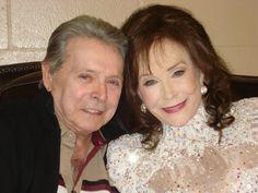 Mickey Gilley and Loretta Lynn 2013