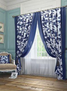 Living Room Decor Curtains, Home Curtains, Modern Curtains, Curtains With Blinds, Bedroom Decor, Home Decor Kitchen, Diy Home Decor, Rideaux Design, Indian Home Interior