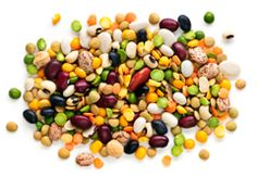 Dry beans and peas; Some tips turn off the gas-Soak your beans, choose wisely (Some beans seem to create less gas than others like adzuki and mung beans, lentils, and black-eyed, pigeon, and split peas), start slow, put your teeth to work (chew beans, the more you expose them to natural oligosaccharide-digesting enzymes in your saliva), gas-busters to the rescue (An enzyme called alpha-galactosidase breaks down some gas-producing oligosaccharides)