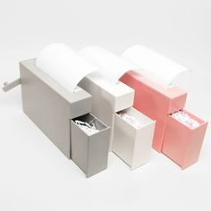 Eco-friendly paper shredder! is they were not $45 a piece I would totally get one for school.