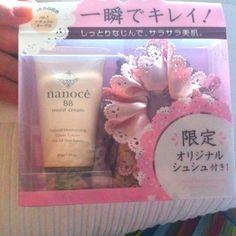 Nanoce BB cream in natural ocher (#1)
