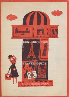 Esquire's 1956 Travel Guide, via what makes the pie shops tick?
