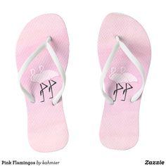 Pink Flamingos Flip