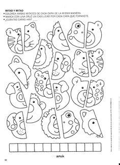 Album Archive - 4 5 6 Mania Numeros del 1 al 30 Autism Activities, Craft Activities For Kids, Kindergarten Activities, Teaching Kids, Kids Learning, Scissor Skills, Fabric Stamping, Stem Science, Preschool Worksheets
