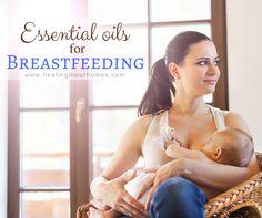 doTERRA essential oils for breastfeeding