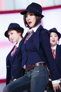 Tiffany Girls Generation Mr Mr SNSD MCountdown 030614