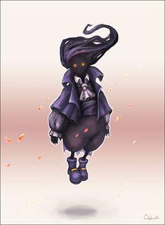 Ghost by Sephiroth-Art on DeviantArt