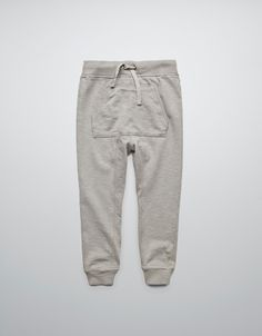 HAREM PANTS WITH POUCH POCKET - Trousers - Boy (2-14 years) - Kids - ZARA United States