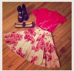 Ann Taylor skirt!