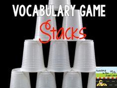 5 vocabulary games