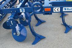 Kultywator podorywkowy Stubble cultivator Schälgrubber Cultivateur déchaumeur Rolmako www.rolmako.pl www.rolmako.com www.rolmako.de www.rolmako.fr www.rolmako.ru